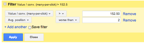 Increase ROAS with Dynamic Value Tracking in Adwords