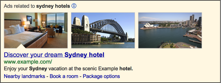 Example of Image Extension