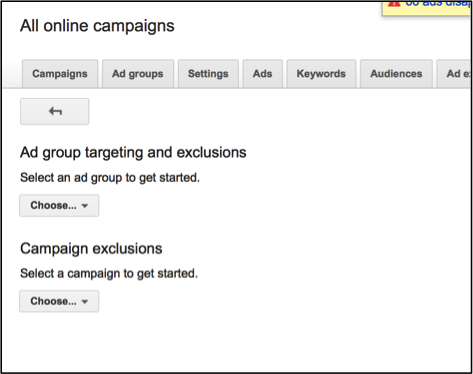 Image of ad groups