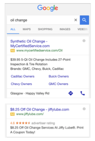 Image of mobile listings